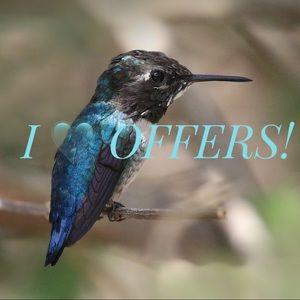 Make me an offer 🖤✨🖤✨🖤
